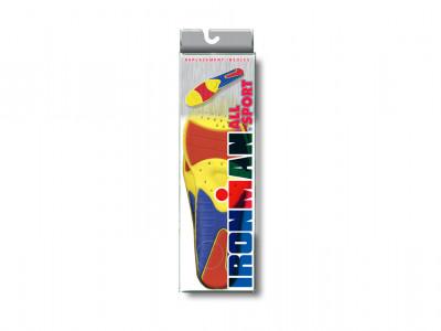 Vložky do obuvi Spenco Ironman All Sport